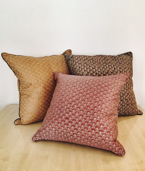 Fortuny - 3 pillows